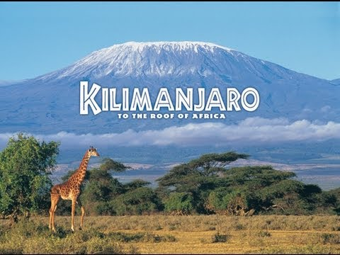 "Climbing Mt Kilimanjaro ""honeymoon"""