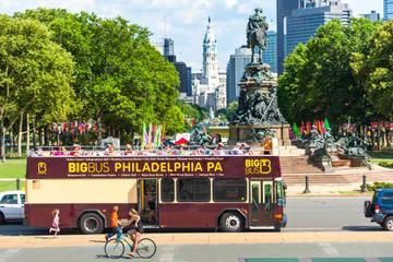 Hop on Hop Off Bus Tour Philadelphia