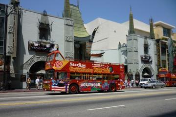 Hop on Hop Off Bus Tour LA