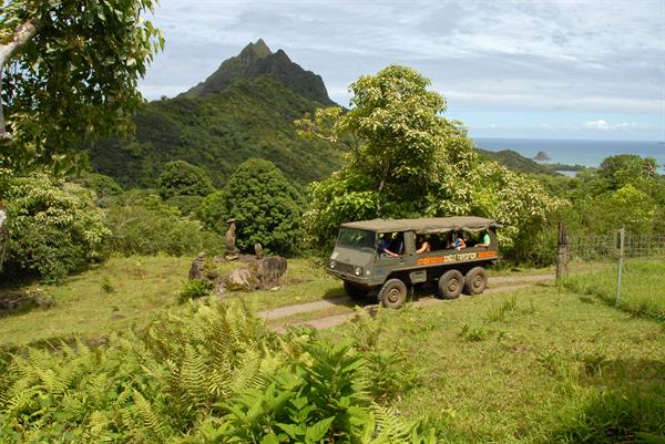 Jungle Tour at Kualoa Ranch