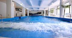 Indoor Wave Pool & Onsen