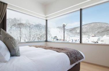 Accommodation in Hirafu