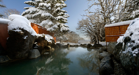 Accommodation in Niseko Village