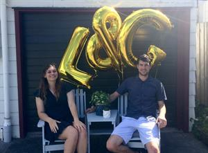 Gavin and Larissa's European Get Away - Honeymoon registry Europe!
