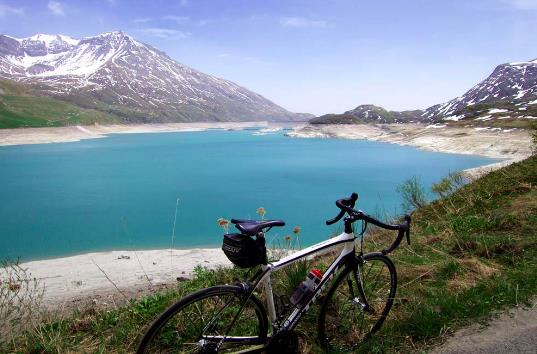 Cycle the Alps, France