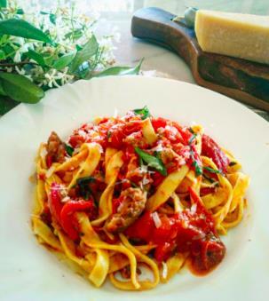 Pasta Date, Italy