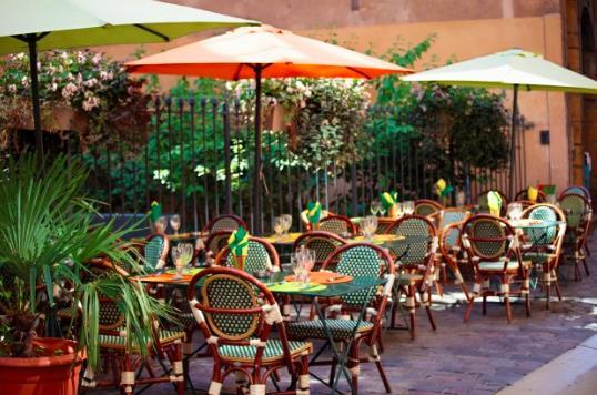 Fine Dine in Paris, France