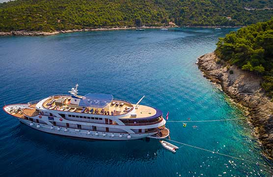 Sailing Trip in Croatia