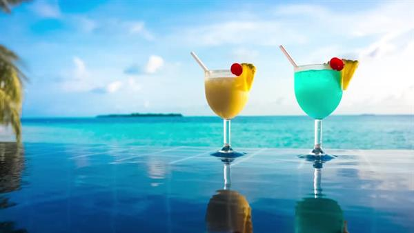 Afternoon cocktails