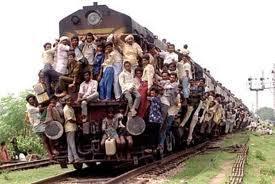 Mumbai to Goa train ride