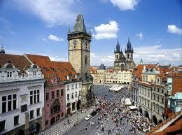 1 night accommodation in Prague