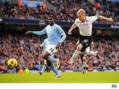 Ticket to Premier League soccer match