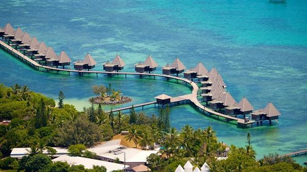 2 night stay on private island