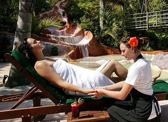 Massage therapy!