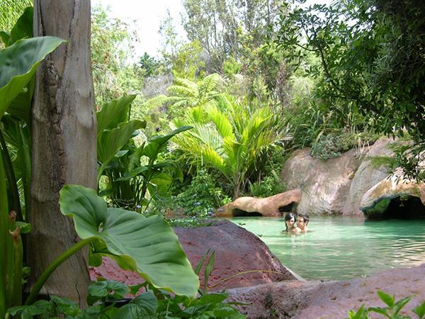 Thermal Pools