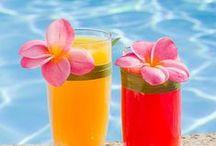 Tahiti Cocktails!