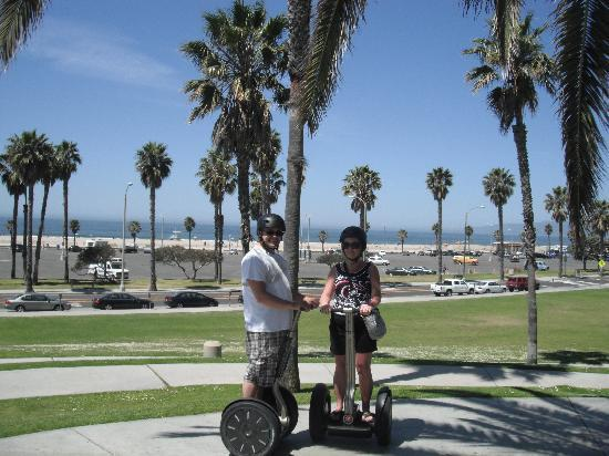 Segway Tour Santa Monica to Venice Beach
