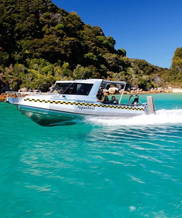 Water Taxi Totaranui - Marahau