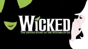 Wicked the Musical on Broadway!