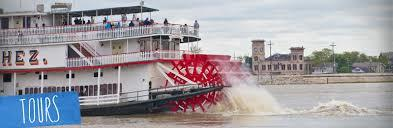 New Orleans Steamboat Tour