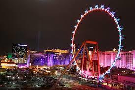 High Roller Observation Wheel, Las Vegas!