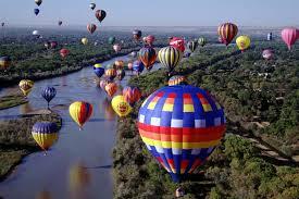 Albuquerque Hot Air Balloon