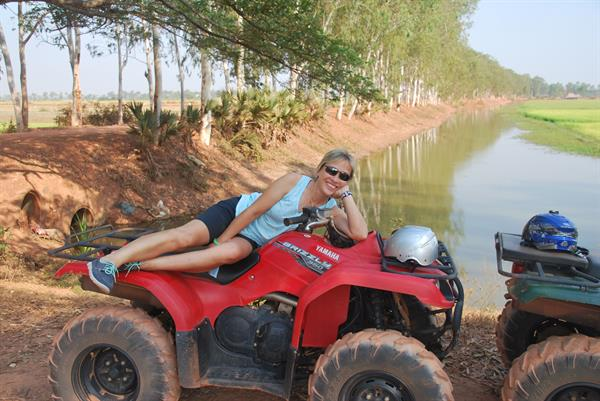 Quad Bike Lessons