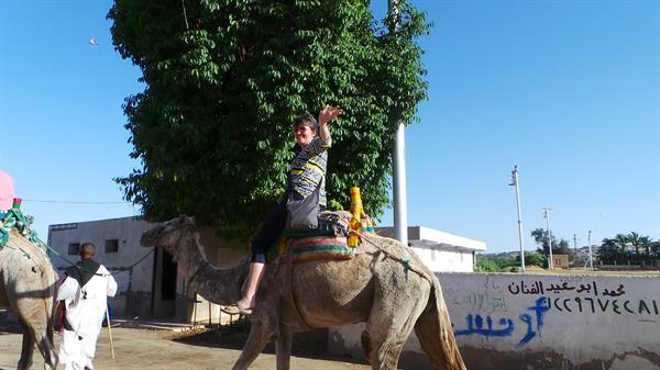 Camel Jockey lessons