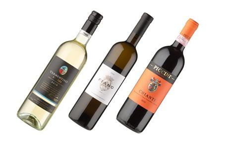 Wine Fund, Italy