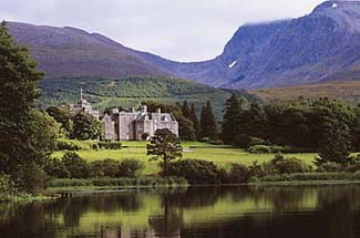 Stay in a 13th Century Castle in Scotland