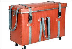 Harmonium hard cover case