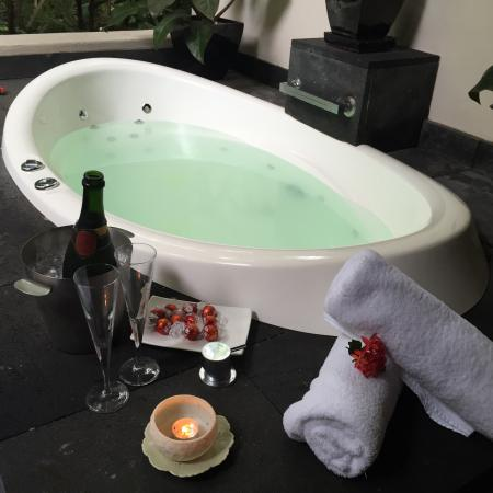 Niramaya Day Spa - Ultimate Indulgence Romance Package on Lyndall's Birthday