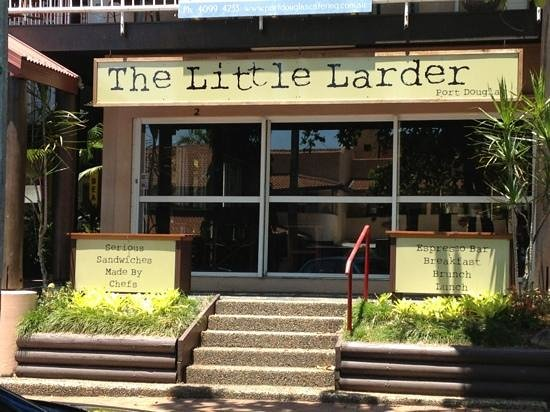 The Little Larder - Lunch for 2