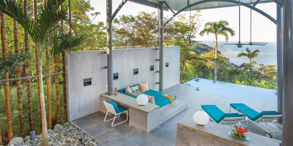 One night at Tulemar Bungalows and Villas