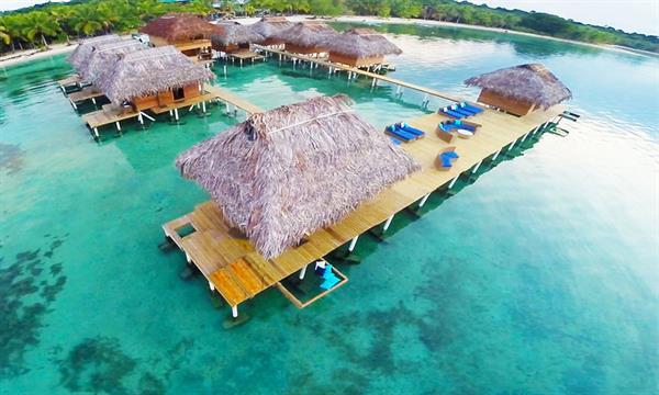 One night at Azul Paradise on Isla Bastimentos
