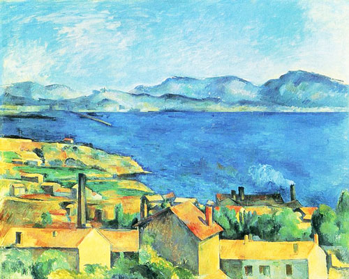 Cezanne's Studio Tour