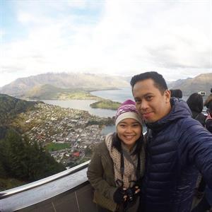 Marian and Ramil's Wedding - Honeymoon registry Greece, Turkey, Bangkok and Dubai
