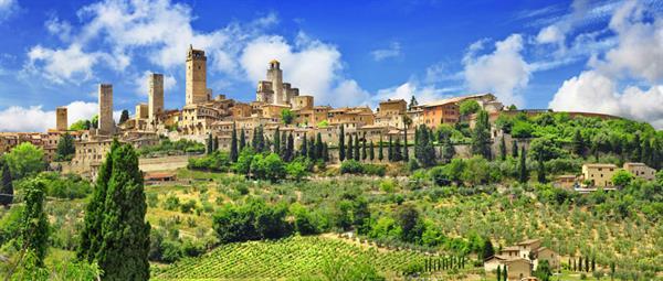 Travel Fund - Italy