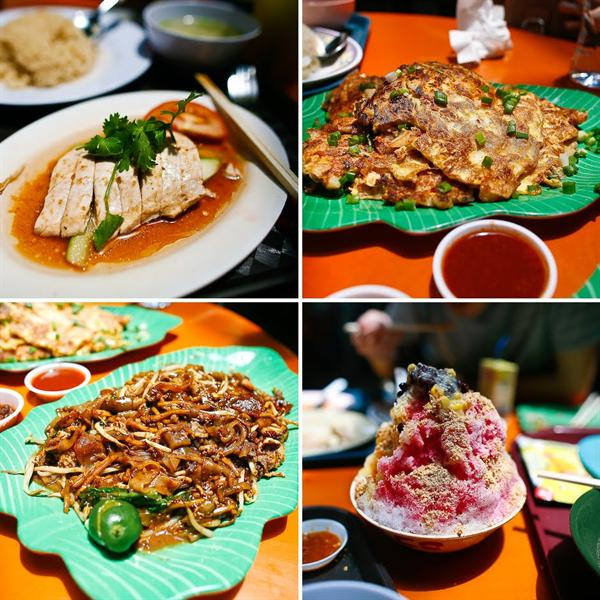 Hawker food experience