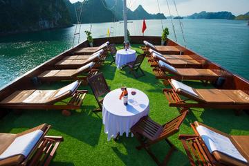 Halong Bay Cruise - 2 night Cruise Balcony Cabin