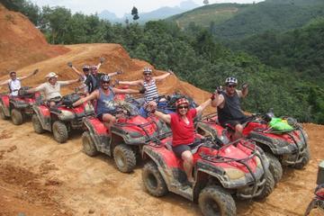 Rafting, ATV and Ziplining Adventure from Phuket