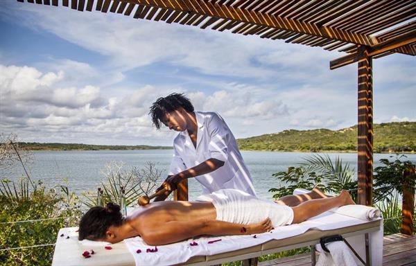 Spa Treatment at Naara Eco Spa