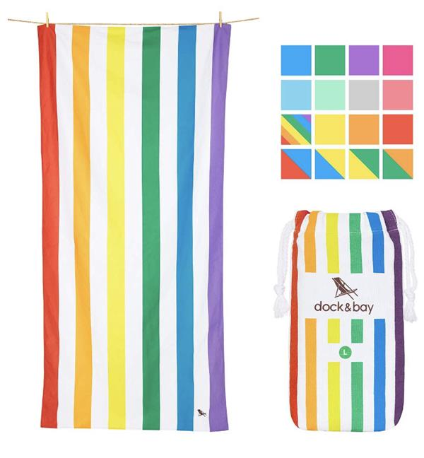 Dock and Bay Beach Towels