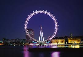 London Eye (two people)