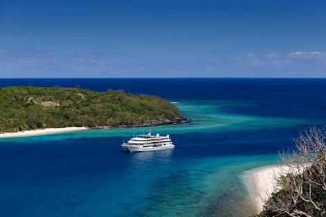 Island hop cruise