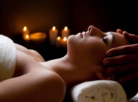 Relaxation couples facial