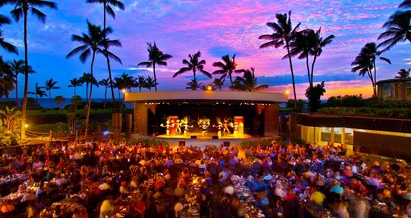 Luau in Hawaii