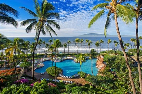 Accommodation in Maui