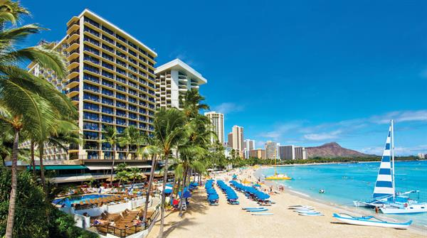 Accommodation in Waikiki