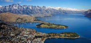 Mel & Anthony's Honeymoon Wishing Well - Honeymoon registry Queenstown, New Zealand